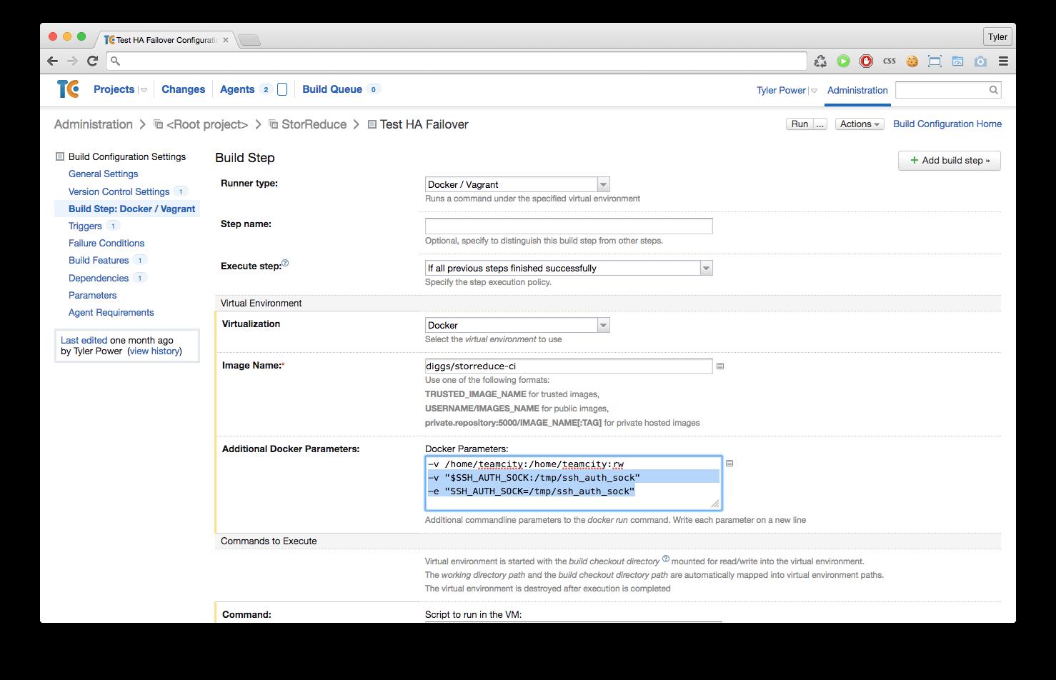 SSH Keys with Docker and TeamCity · Development and DevOps